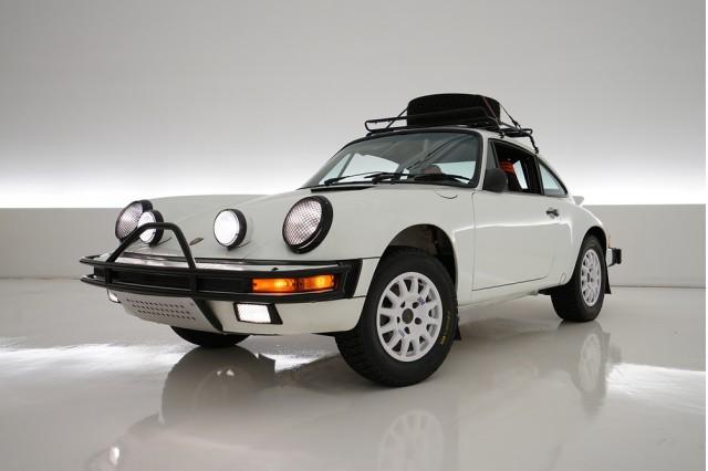 #LUFTAUTO Patrick Long's 1985 Porsche 911 Rally Car