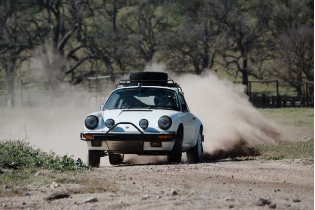 #LUFTAUTO Patrick Long's 1985 Porsche 911 Rally Car