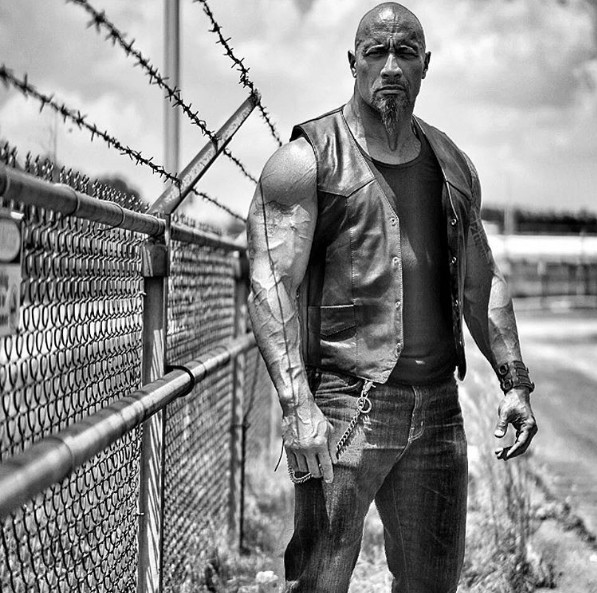Luka Hobbs ahead of Furious 8