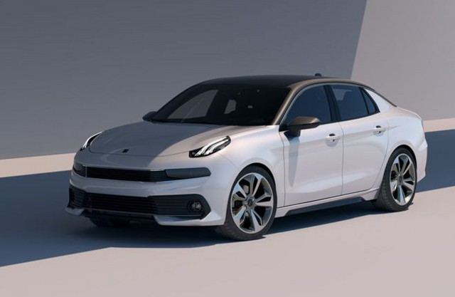 Lynk & Co. 03 concept