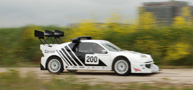 The classic rally car-turned-hillclimb star plans to set a new world record