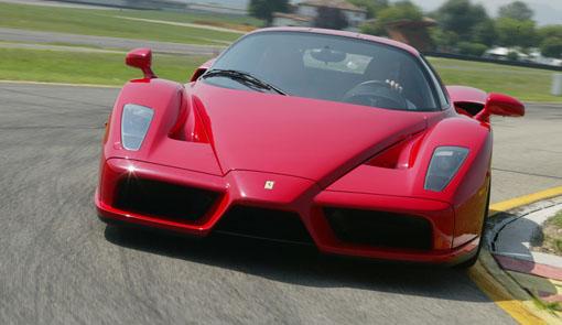 Man killed in Ferrari Enzo crash