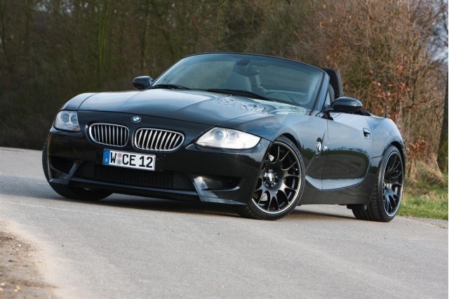 Manhart BMW Z4 M V-10