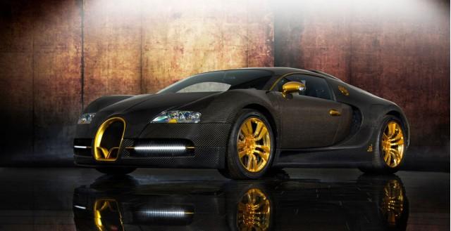 Mansory Linea Vincero Bugatti Veyron