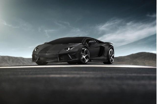 Mansory's Aventador Carbonado