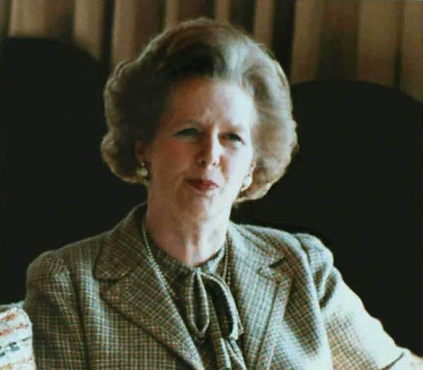 Margaret Thatcher, 1984