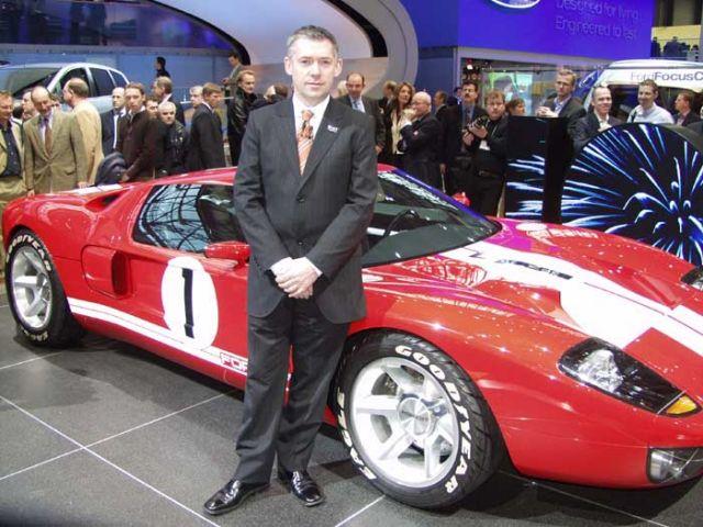 Martin Leach Geneva 2003