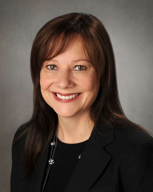 Mary Barra Named GM CEO, Corvette Stingray Convertible ...