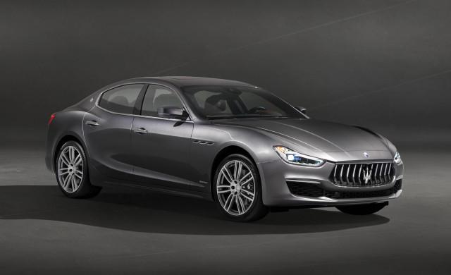 2018 Maserati Ghibli