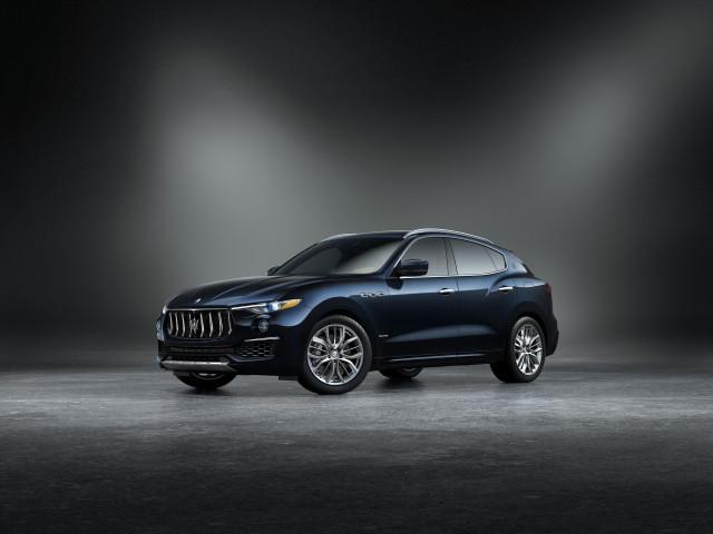 2019 Maserati Edizione Nobile special edition