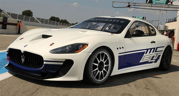 Beautiful Maserati Plans To Launch A New One Make Series For The Car Next Year