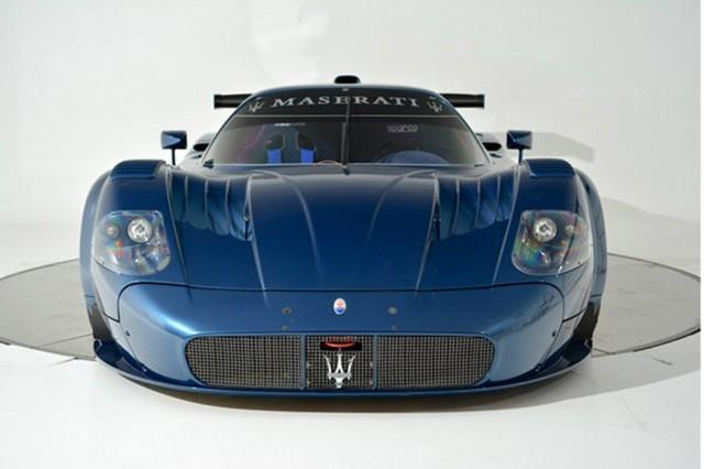 Maserati MC12 Versione Corse - Image via duPont Registry