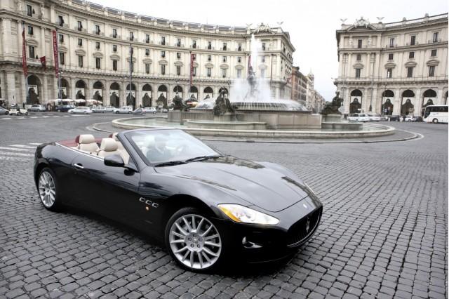 2010 Maserati GranTurismo Convertible (GranCabrio)