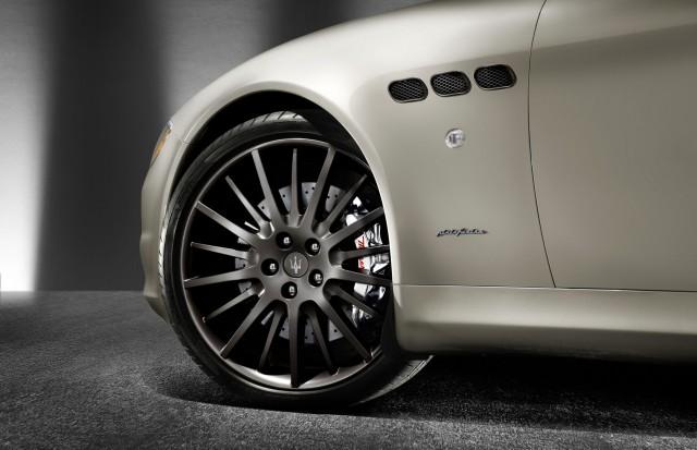Maserati Suv May Not Get Ferrari Engine After All