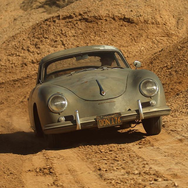 "Here's the story behind a famous Porsche 356 with ""really cool character"""