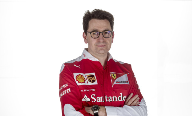 Ferrari appoint Mattia Binotto as team principal