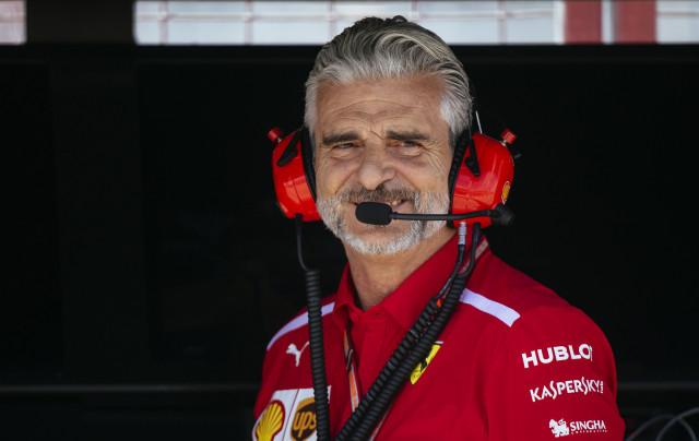Binotto Replaces Arrivabene As Ferrari F1 Boss