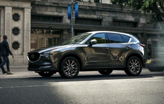 2019 Mazda CX-5 adds 2.5-liter turbo engine option, new Signature trim level