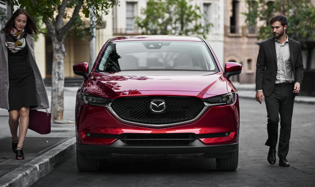 2019 Mazda CX-5 nets 25 mpg combined with new turbo engine
