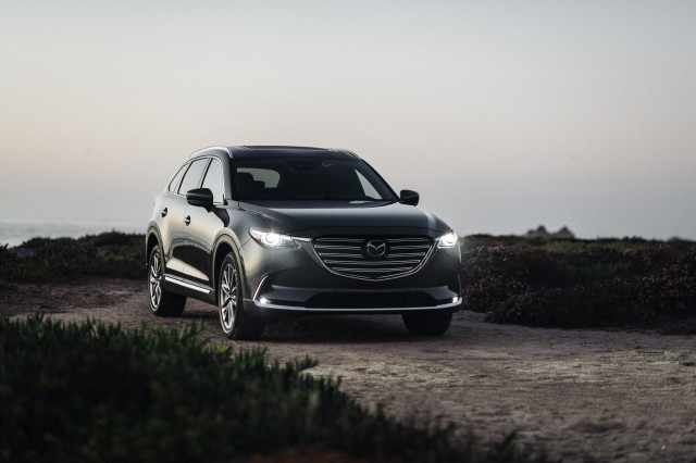 2020 Mazda CX-9 earns Top Safety Pick+ award