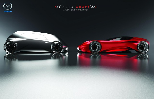 Mazda Design Americas Auto Adapt, Los Angeles Auto Show Design Challenge