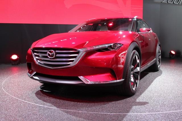 Mazda Koeru Concept, 2015 Frankfurt Auto Show