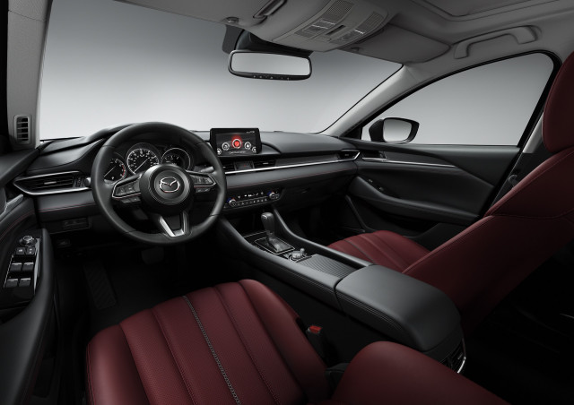 2021 Mazda 6 Carbon Edition