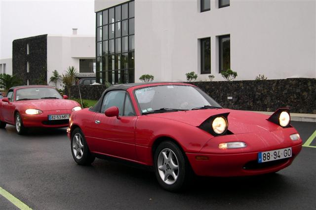 2009 mazda miata (mx-5) celebrates its 20th anniversary around the