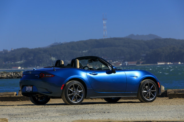 Beat the heat with these five convertibles that start for less than $35,000