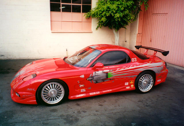 Mazda RX-7 from
