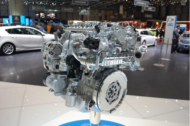 Mazda Sky engine