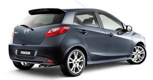Mazda2 MPS in the works