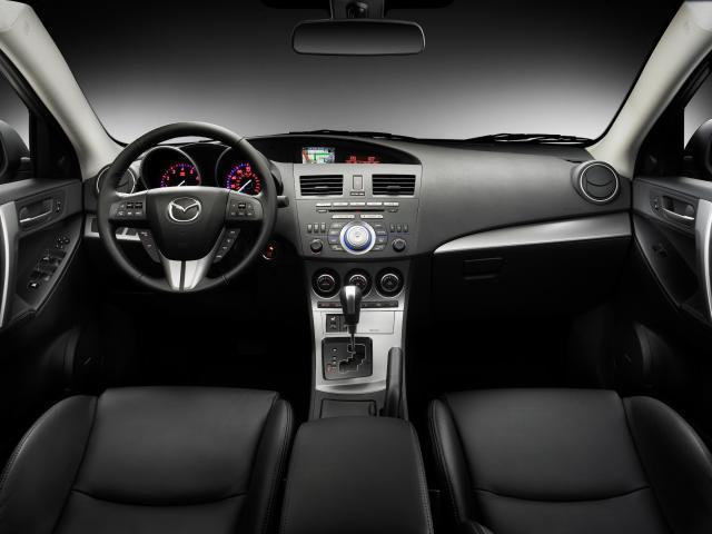 New 2010 Mazda 3 Test Drive