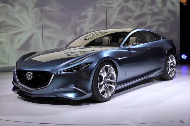 2010 Mazda Shinari Concept