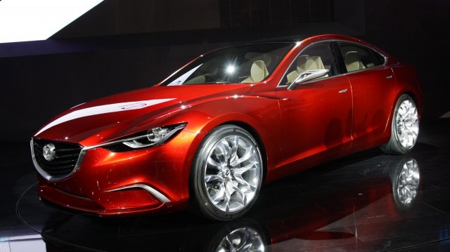 2011 Mazda Takeri Concept live photos