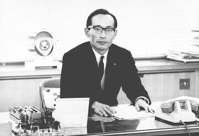 Kenichi Yamamoto, father of Mazda's rotary engine