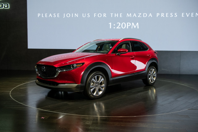 2020 Mazda CX-30 makes room in small crossover SUV lineup