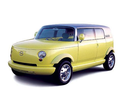 Mazda Secret Hideout concept