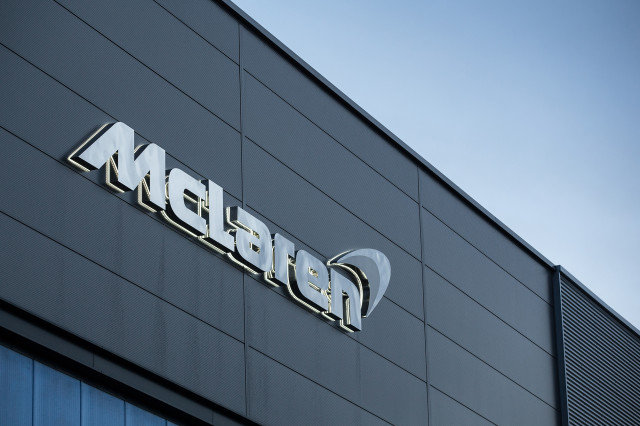 McLaren Composites Technology Center (MCTC)