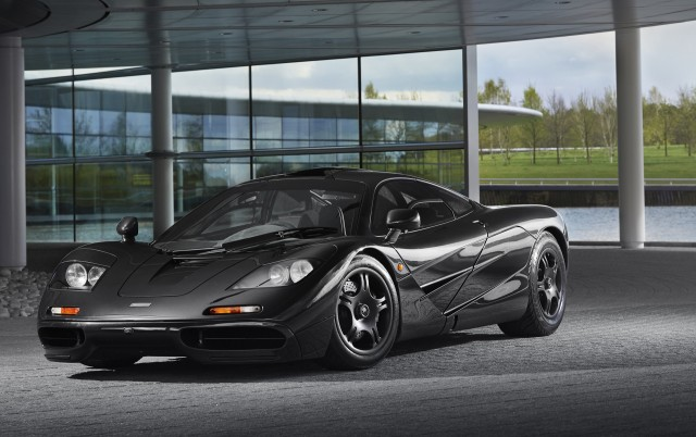 McLaren F1 chassis  number 069