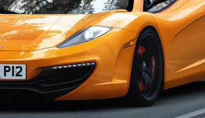 McLaren F1 Successor (P12) Rendered