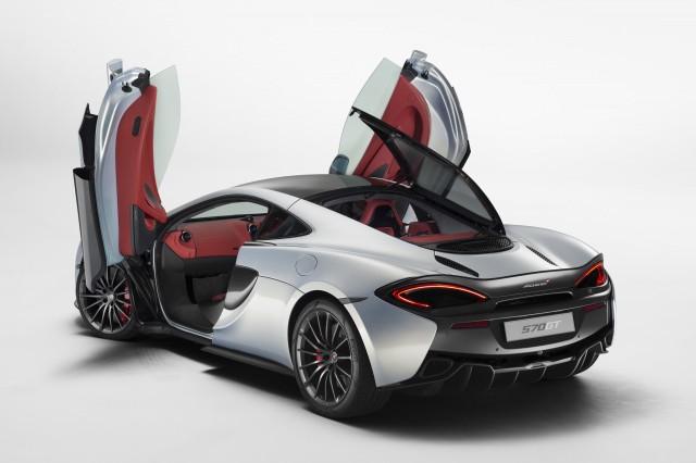 Superior 2017 McLaren 570GT