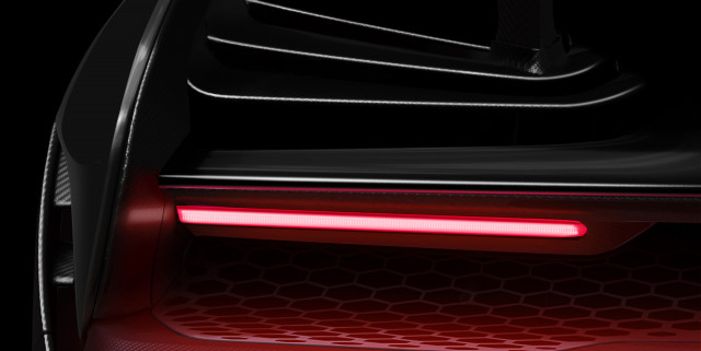 McLaren continues to tease track-focused hypercar