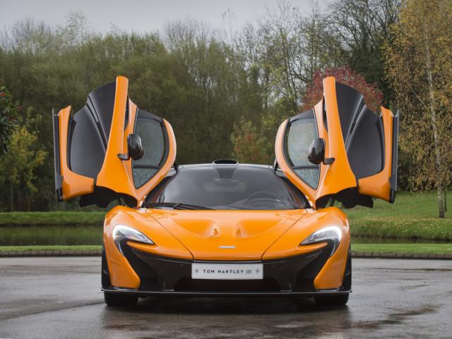 2013 McLaren P1 XP05 Experimental Prototype is for sale