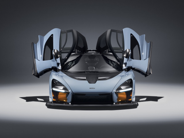 MSO makes McLaren Senna shine even more with Carbon Theme upgrade
