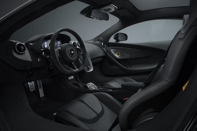McLaren 570GT MSO Black Collection - the 570GT moves to the dark side