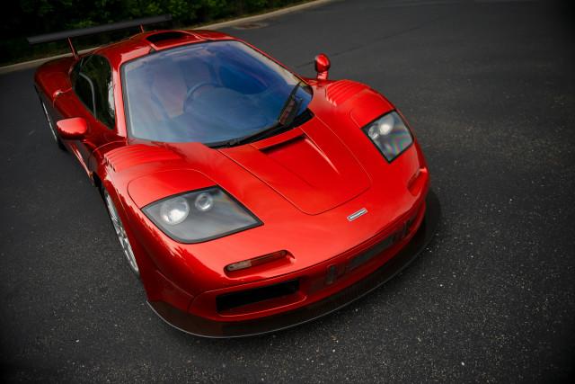 1998 McLaren F1 LM-Spec for sale