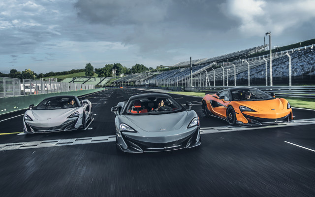 2019 Mclaren 600lt First Drive Review Senna Alternative