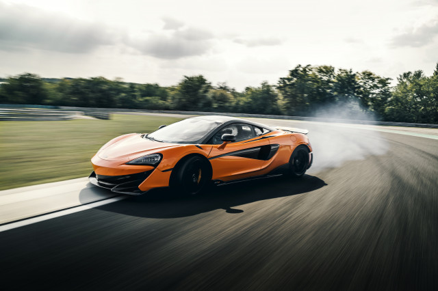 Leaked 2019 Mclaren 600lt Spider May Be Coming
