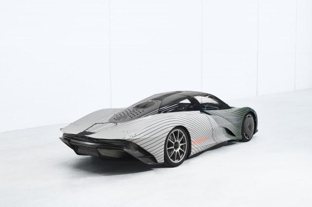 McLaren Speedtail prototype